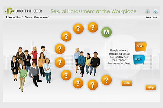 sexual harassment course