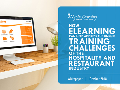 elearning for retail and hospitality