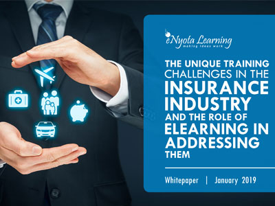 elearning Course for Insurance Training