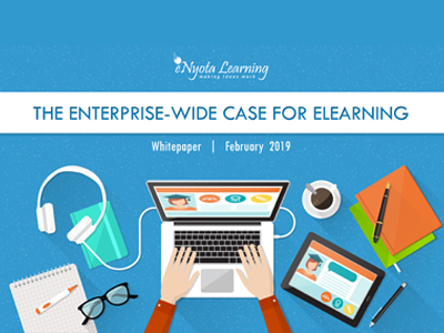 the enterprice wide case for e learning